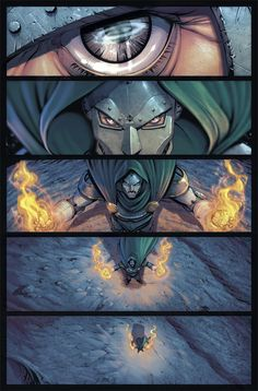 What If? Dr.Doom-01 by ZurdoM.deviantart.com