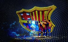 Wallpaper del logo del club Barcelona | Fotos bonitas