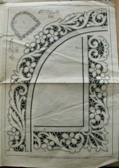 Diy Embroidery Designs, Cutwork Embroidery, Embroidery Suits Design, Embroidery Monogram, Embroidery Jewelry, White Embroidery, Vintage Embroidery, Embroidery Stitches, Embroidery Patterns