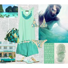 """In a travelling mood"" by glivingthedream on Polyvore"