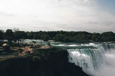 Once a honeymoon mecca, then a kitschy playground, New York state's Niagara Falls may be on the precipice of a major comeback