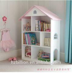 dollhouse bookcase bedroom bookshelf