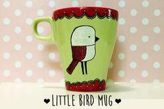 Tazza Little Bird