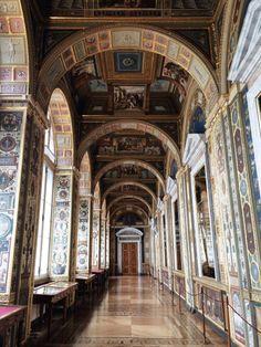 "moscowavenue: ""The Hermitage Museum, St. Petersburg. April 2015. """