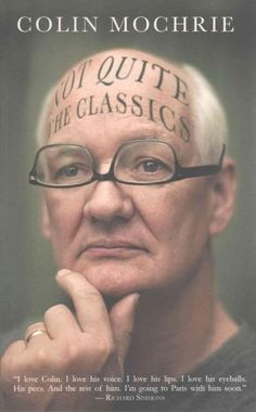 """Where the art of improvisation meets the art of literature. """"Colin Mochrie is a comedic and creative force to be reckoned with. Therefore, this book is a literary force to be reckoned with. If you are"""