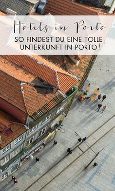 Empfehlenswerte Hotels in Porto. Damit deine Zeit in Porto wirklich wunderbar wird, findest du hier unsere Tipps zum Übernachten in Porto.