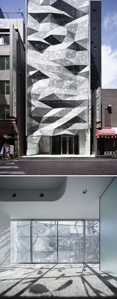 Dear Ginza Building By Amano Design Office, Tokyo, Japan
