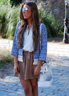 Outfit Sansan's Closet #sansanscloset #style #outfit #look #boho #etnic