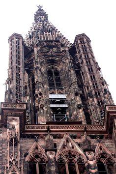Strasbourg Catherdral de Notre Dame