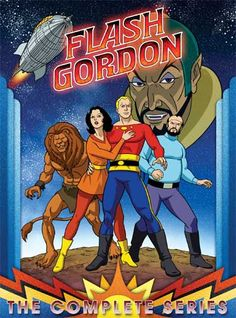 The New Animated Adventures of Flash Gordon - Flash Gordon Gets The 'He-Man' Treatment: Deluxe Set To Ship In July!