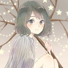 Find images and videos about art, anime and kawaii on We Heart It - the app to get lost in what you love. Manga Anime, Anime Chibi, Manga Girl, Kawaii Anime Girl, Anime Art Girl, Anime Girls, Pretty Art, Cute Art, Neji E Tenten