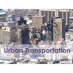 Free Geography resources for South African teachers! Willis Tower, Geography, Transportation, Urban, Building, Travel, Viajes, Buildings, Destinations
