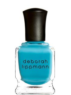 On The Beach nail polish  color & inspired by beauty products