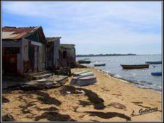 La Casería - Casetas de pescadores