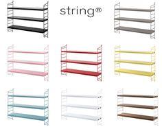 string pocket colours