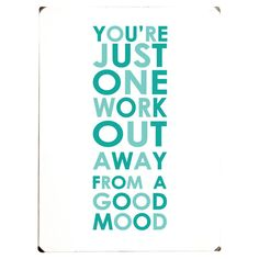 Add a touch of inspiration to your day with this motivational planked wall decor, a perfect addition to your workout room or home office.   ...