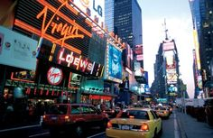 Times Square--NYC.