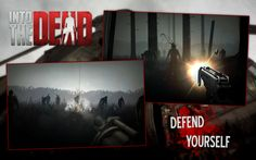 Into the Dead - Exciting, zombie killing, FPS, android game with very good gun models in it