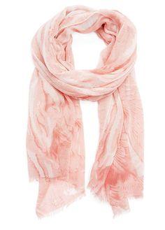 Shaded print foulard $40