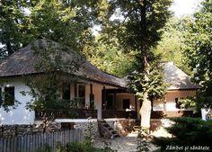 case-muzeul-satului-bucuresti Old Houses, Romania, Decor Ideas, House Design, Rustic, Traditional, House Styles, Home Decor, Houses