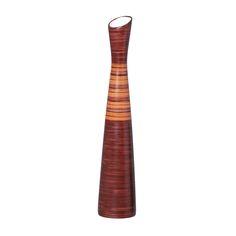 Vaso Grande de Chão em Cerâmica. Moderno e inovador, este vaso irá mudar completamente seu ambiente decorativo.