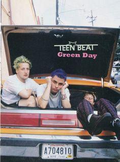 Green Day. Last good album was Nimrod. Childhood loves.