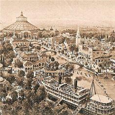 Park, Vienna, Paris Skyline, Culture, History, City, World, Travel, Vintage