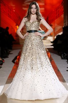 Zuhair Murad - Haute Couture Spring Summer 2011 - Shows - Vogue.it