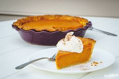 Learn how to make the perfect deep dish sweet potato pie, seasoned with fresh ginger, warm spices and a hint of orange. This recipe makes a dense custard pie that won't easily crack or curdle.