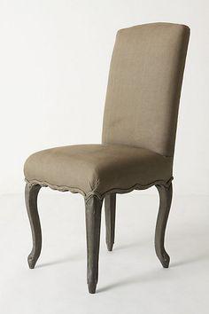 Anthropologie Clarissa Dining Chair Side 248