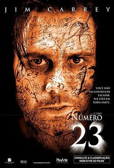 The Number 23 Nicolas Cage, Jim Carrey, Les Miserables, All Horror Movies, Movie Archive, Por Tv, Film Serie, Great Movies, Story Time