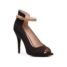 Zigi Soho Tasmin Peep Toe Pump. Love it, want it!