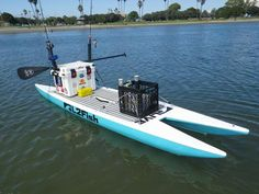 FOR SALE: SUPER STABLE SUP   Fishing / Family/ Diving - Click link for more details: