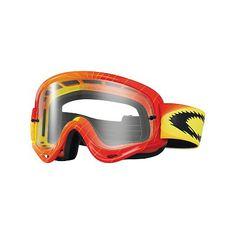 c3a76cb71bfe3 MX Oakley O Frame Sweel Fade Red Yellow è il best seller dell azienda  californiana  la maschera più venduta nella storia di Oakley