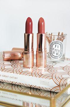 The Makeup Revolution Renaissance Lipsticks