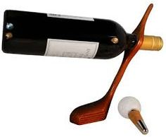 Image result for balancing wine bottle holders