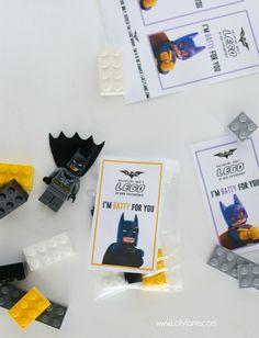 Free LEGO Batman Val