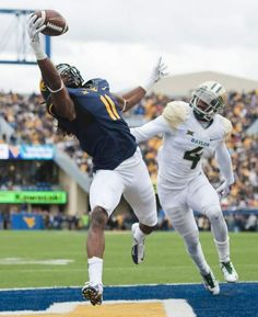Oct. 18, 2014 - West Virginia 41, No. 4 Baylor 27 (Photo: Steph Chambers | Trib Total Media)