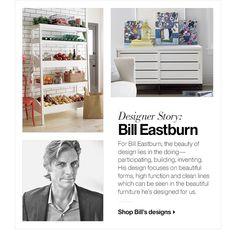 Designer Story: Bill Eastburn