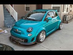 Wrong Fitment Crew Fiat 500 Abarth by Impressive Wrap Fiat 500 Sport, New Fiat, Fiat Cars, Automobile Companies, Fiat 600, Fiat Abarth, Karting, Car Tuning, Small Cars