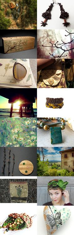 Special Earth Day by 3buu on Etsy--Pinned+with+TreasuryPin.com