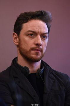 """James McAvoy attend premiere and press conference for the movie """"Split"""" in Milan, Italy """