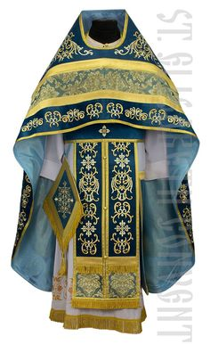 New Orthodox Priest Vestments from the Catalogue of St.Elisabeth Convent Preview all: https://catalog.obitel-minsk.com/sewing/priest-vestments.html #CatalogOfGoodDeeds #OrthodoxVestments