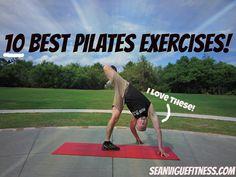 My 10 Favorite Pilates Exercises - Sean Vigue Fitness