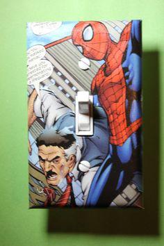 Spiderman J Jonah Jameson Comic Book Superhero by ComicRecycled