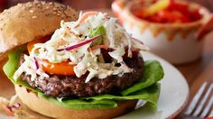 This spicy topper goes great on burgers and sliders. If you have time, prepare the first step of this recipe a day in advance for improved texture and flavour.