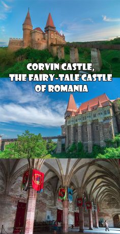 Corvin Castle, the Fairy-tale Castle of Romania