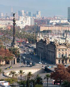 Barcelona - Port of Barcelona