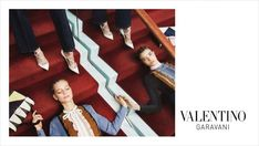 Valentino Fall Winter 2015.16 by Michal Pudelka