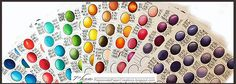 With some help and research to add to my Copic Combo Cards I have finally added a special page to my blog!!!!   Copic Color Combos. The link is HERE Just click the link and you will find it all even t